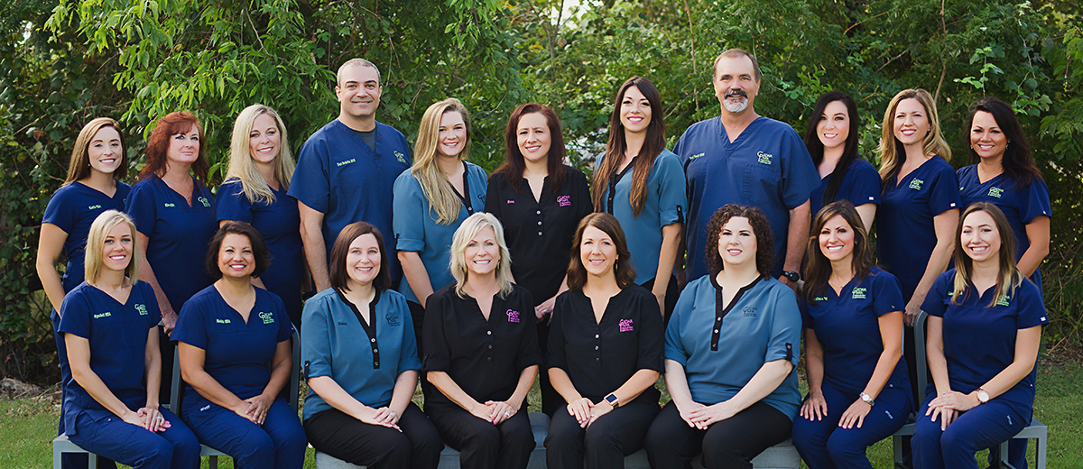 Cedar Park Pediatric Dentistry staff